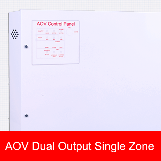 AOV 2 Wire 2 Zone