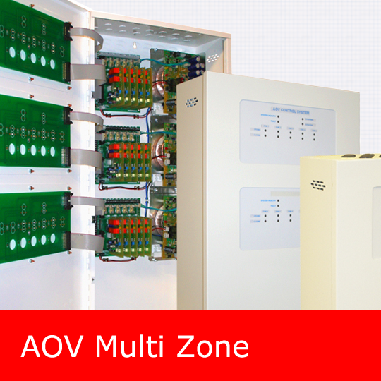 AOV Multi Zone Panels