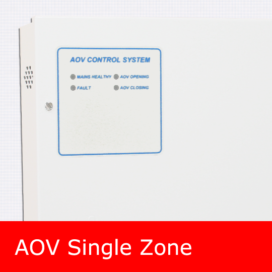 AOV Single Zone Panels